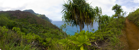 Hanakapiai and Kalalau Trail
