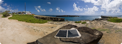 Legent of Laie Point - Laniloa