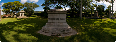 Charles Reed Bishop Monument