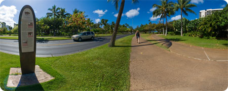 Waikiki Historic Trail