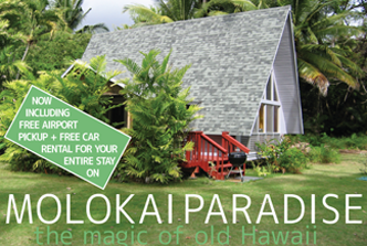 Molokai Paradise - the Magic of Old Hawaii